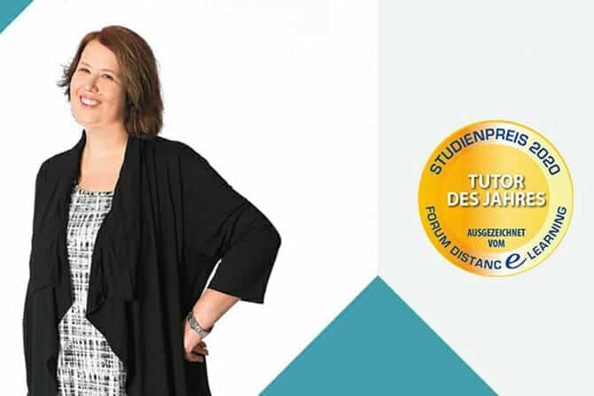 ATN Akademie - Katy Sonderschefer Tutor des Jahres 2020
