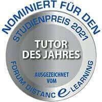 ATN Akademie - Nominiert für den Tutor des Jahres Studienpreis 2021