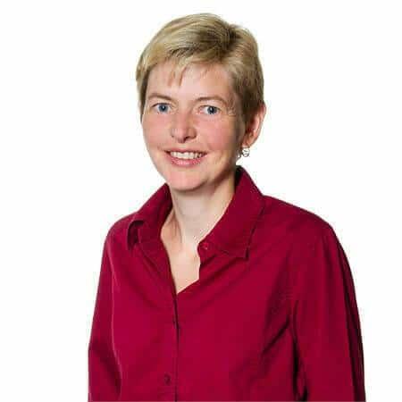 Dozenten und Autoren ATN - Autorin Eva-Maria Behnke