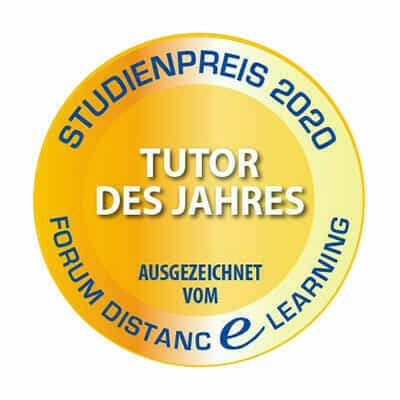 ATN Akademie - Tutor des Jahres 2020 Studienpreis