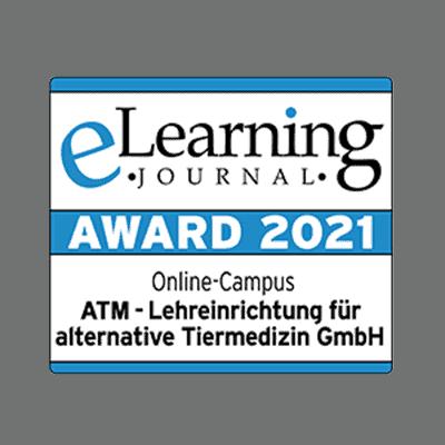 ATN Akademie - eLearning Award 2021 Atmentis ATM