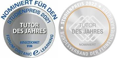 Tutor Gerrit Stephan an der ATN ist nominiert zum Tutor des Jahres 2022.