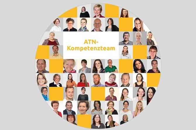 Dozenten der ATN Akademie - Gruppenbild
