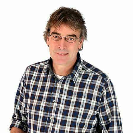 Dozenten und Autoren ATN - Dozent Gerrit Stephan