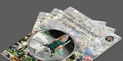 ATN Akademie - Broschüre mit Infos zu den Tierberufen und Lehrgängen